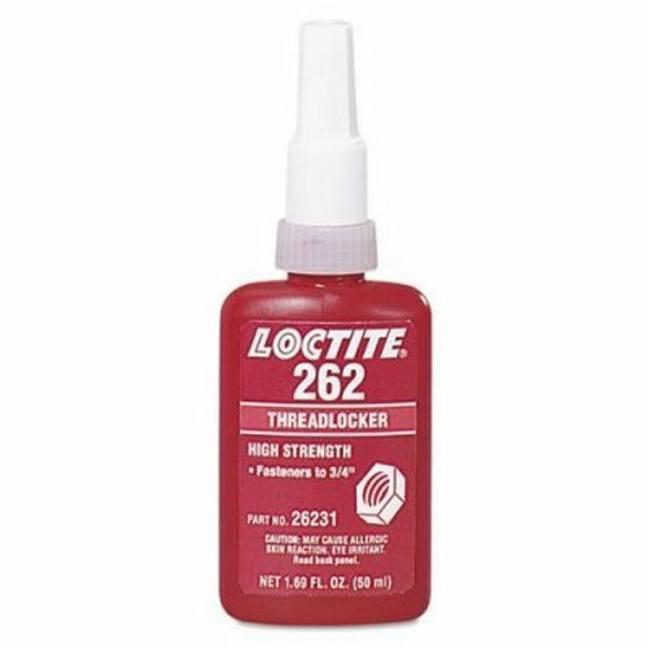 Loctite 26231 262 Red Threadlocker