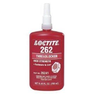 Loctite 26241 262 Red Threadlocker