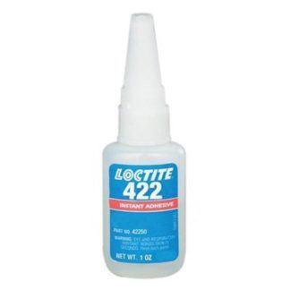 Loctite 42250 422 Super Bonder Instant Adhesive