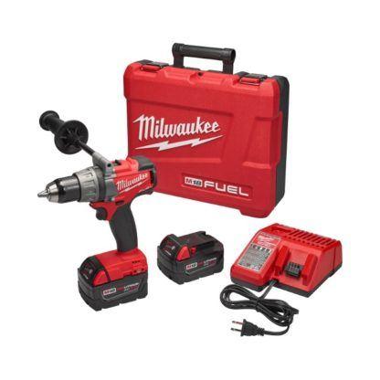 """Milwaukee 2703-22 M18 FUEL 1/2"""" Drill Driver Kit"""