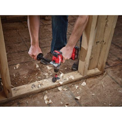 Milwaukee 2703-22 M18 FUEL Drill Driver Kit In Use 1