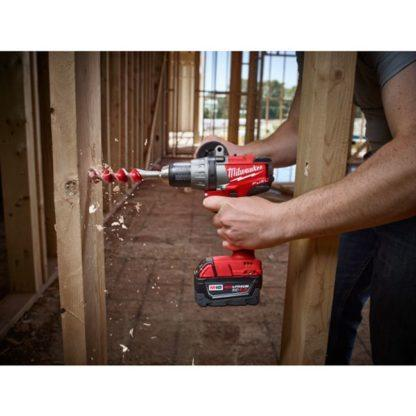 Milwaukee 2703-22 M18 FUEL Drill Driver Kit In Use 2