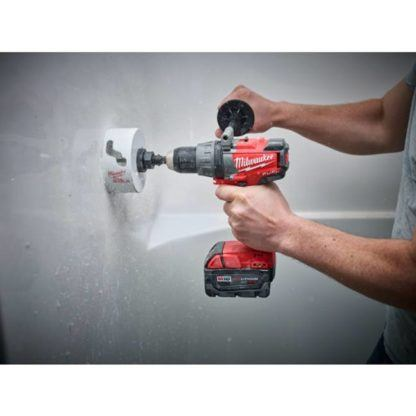 Milwaukee 2703-22 M18 FUEL Drill Driver Kit In Use 3