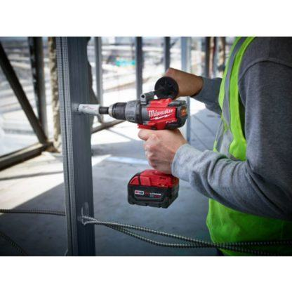Milwaukee 2703-22 M18 FUEL Drill Driver Kit In Use 5