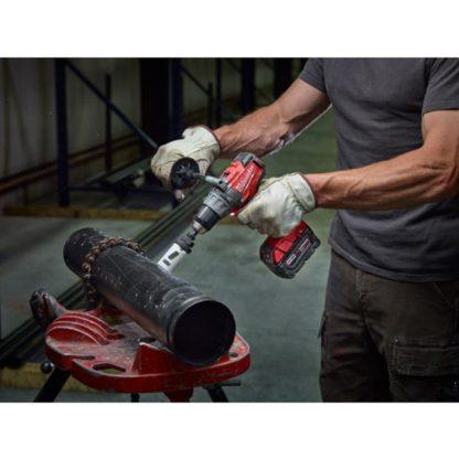 Milwaukee 2703-22 M18 FUEL Drill Driver Kit In Use 6