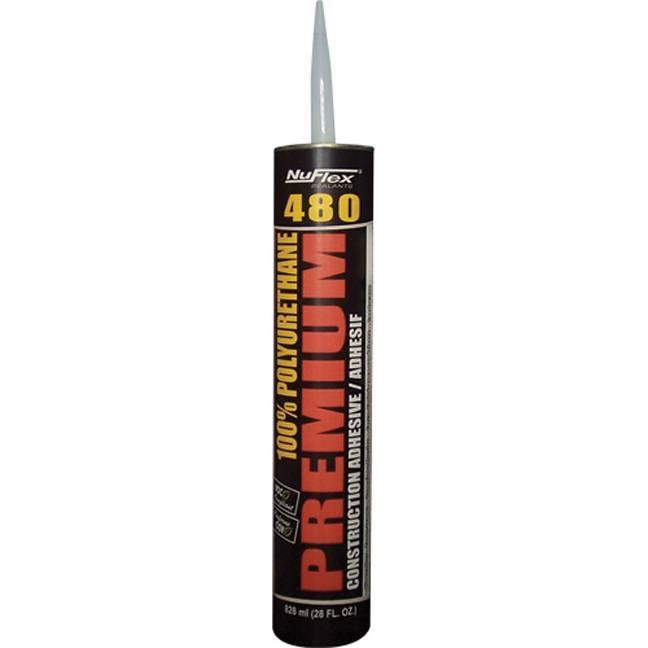 Nuco 48000 NuFlex Polyurethane Construction Adhesive