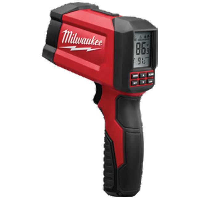 Milwaukee 2269-20 30:1 Infrared Contact Temp Gun