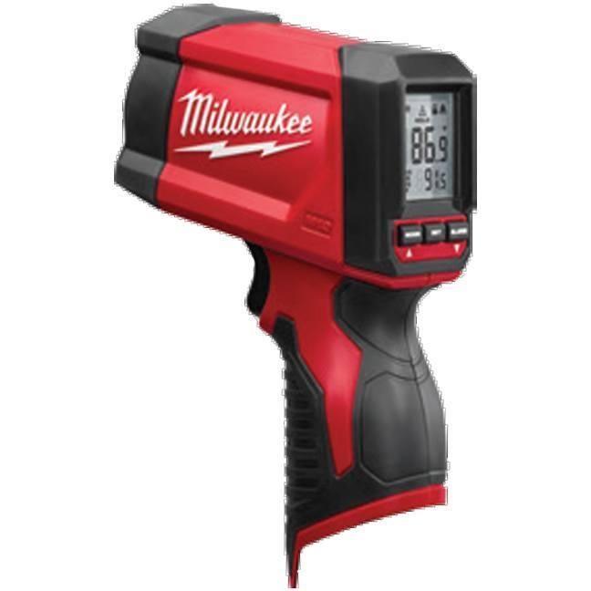Milwaukee 2278-20 12:1 M12 Infrared Temp Gun
