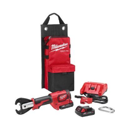 Milwaukee 2678-22 M18 Force Logic 6T Utility Crimper