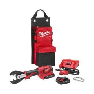 Milwaukee 2678-22O M18 Force Logic 6T Utility Crimper