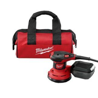 "Milwaukee 6034-21 5"" Random Orbit Palm Sander"