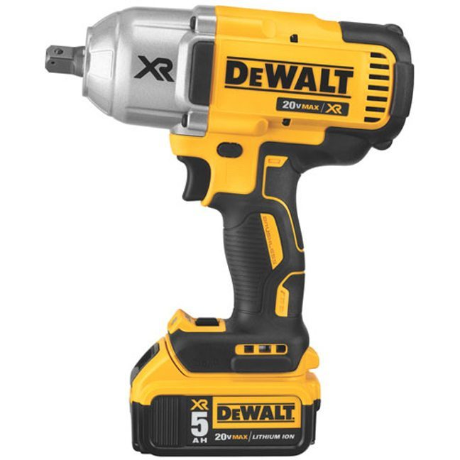 """DeWalt DCF899P2 20V MAX XR Brushless 1/2"""" Impact Wrench Kit"""