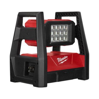 Milwaukee 2360-20 M18 TRUEVIEW LED HP Flood Light Angle