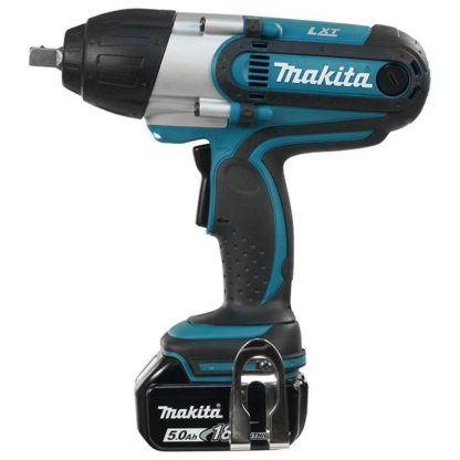 "Makita DTW450RTE 18V LXT 1/2"" Impact Wrench Kit"