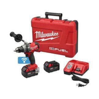 "Milwaukee 2705-22 M18 FUEL 1/2"" Drill/Driver with ONE-KEY Kit"