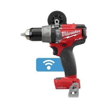 """Milwaukee 2706-20 M18 FUEL 1/2"""" Hammer Drill with ONE-KEY"""