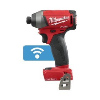 "Milwaukee 2757-20 M18 FUEL 1/4"" Impact Driver with ONE-KEY"