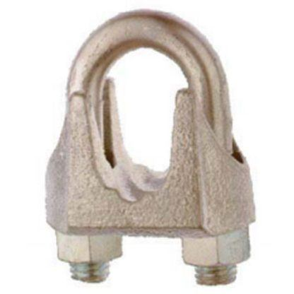 Vanguard Malleable Wire Rope Clips