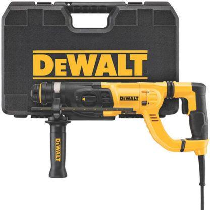 """DeWalt D25262K 1"""" SDS Rotary Hammer Kit"""