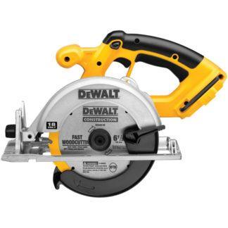 """DeWalt DC390B 6-1/2"""" 18V Circular Saw"""