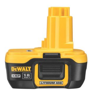 DeWalt DC9182 18V XRP Li-Ion Battery
