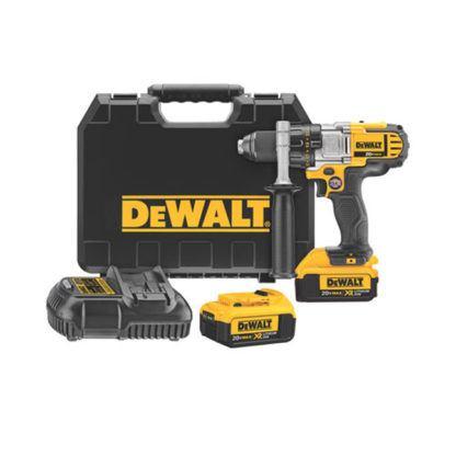 DeWalt DCD980M2 20V MAX Premium 3-Speed Drill Driver Kit