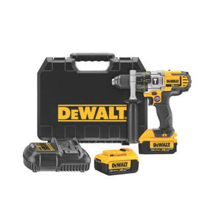 DeWalt DCD985M2 20V MAX Premium 3-Speed Hammerdrill Kit