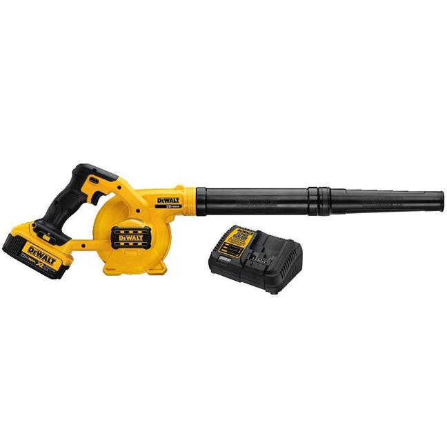 Dewalt Dce100m1 20v Max Compact Jobsite Blower Kit Bc