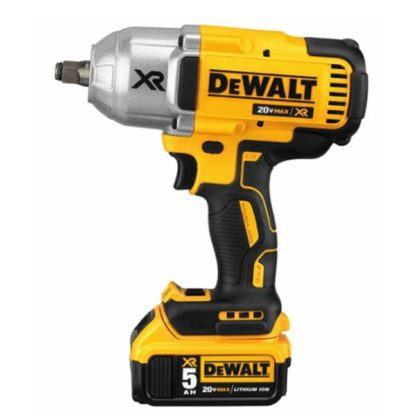 DeWalt DCF899HP2 20V MAX XR Brushless Impact Wrench Kit 2