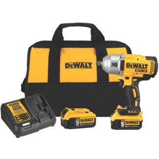 "DeWalt DCF899HP2 20V MAX XR Brushless 1/2"" Impact Wrench Kit"