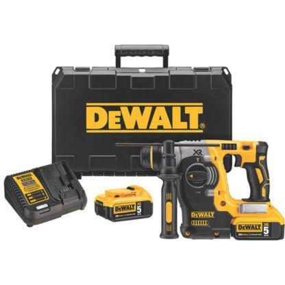 DeWalt DCH273P2 20V MAX Brushless SDS Rotary Hammer