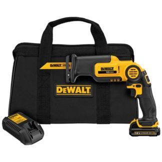 DeWalt DCS310S1 12V MAX Pivot Reciprocating Saw Kit