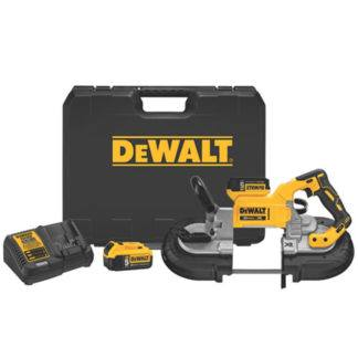 DeWalt DCS374P2 20V MAX Brushless Deep Cut Band Saw Kit