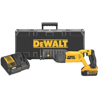 DeWalt DCS380P1 20V MAX Reciprocating Saw Kit
