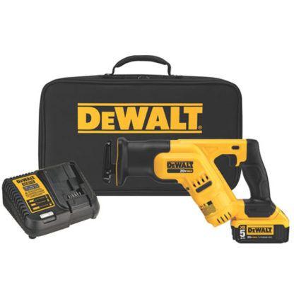 DeWalt DCS387P1 20V MAX Compact Reciprocating Saw Kit
