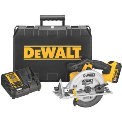 DeWalt DCS391P1 20V MAX Circular Saw Kit