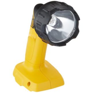 DeWalt DW908 18V Pivoting Head Flashlight