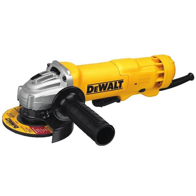 """DeWalt DWE402 4-1/2"""" Small Angle Grinder"""
