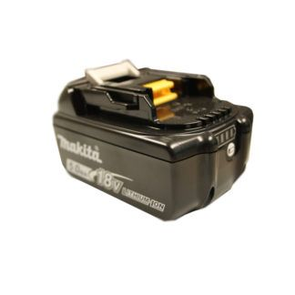 Makita 196675-2BX 18V 5.0 Ah Battery BL1850B with Battery Level Meter