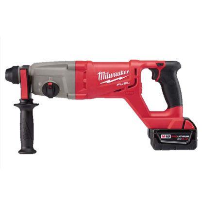 Milwaukee 2713-22 M18 FUEL D-Handle Rotary Hammer Kit