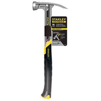 Stanley 51-124X FatMax 14oz Welded Hammer
