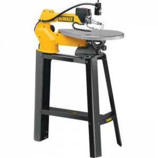 """DeWalt 788BS 20"""" Scroll Saw with Stand and Lamp"""