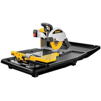 "DeWalt D24000 10"" Wet Tile Saw"