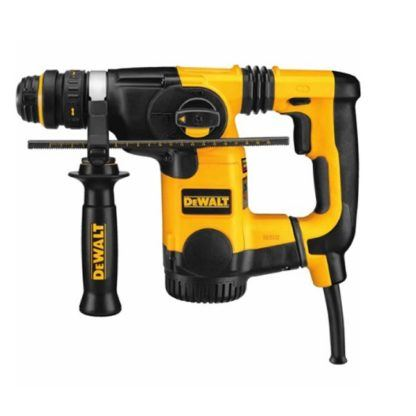 DeWalt D25324K L-Shape SDS Rotary Hammer Kit with Quick Change Chuck 2