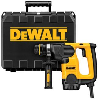 DeWalt D25330K Compact SDS Chipping Hammer