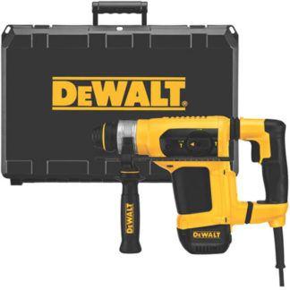 "DeWalt D25413K 1-1/8"" SDS Combination Hammer w/ SHOCKS Active Vibration Control"