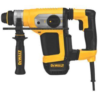 """DeWalt D25416K 1-1/8"""" SDS Combination Hammer"""
