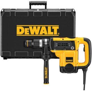 """DeWalt D25501K 1-9/16"""" SDS Max Combination Hammer Kit"""