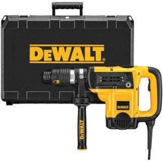 "DeWalt D25553K 1-9/16"" Spline Combination Hammer Kit"