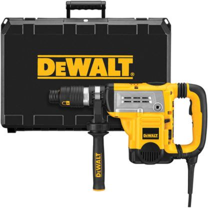 "DeWalt D25651K 1-3/4"" Spline Combination Hammer Kit"